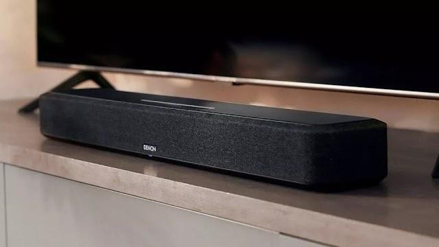 Denon New  Home series of wireless speakers Soundbar550