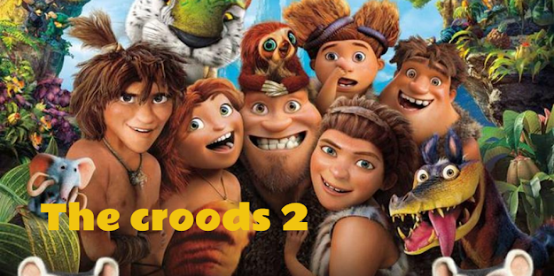 The Croods 2 Upcoming American Movie 2020