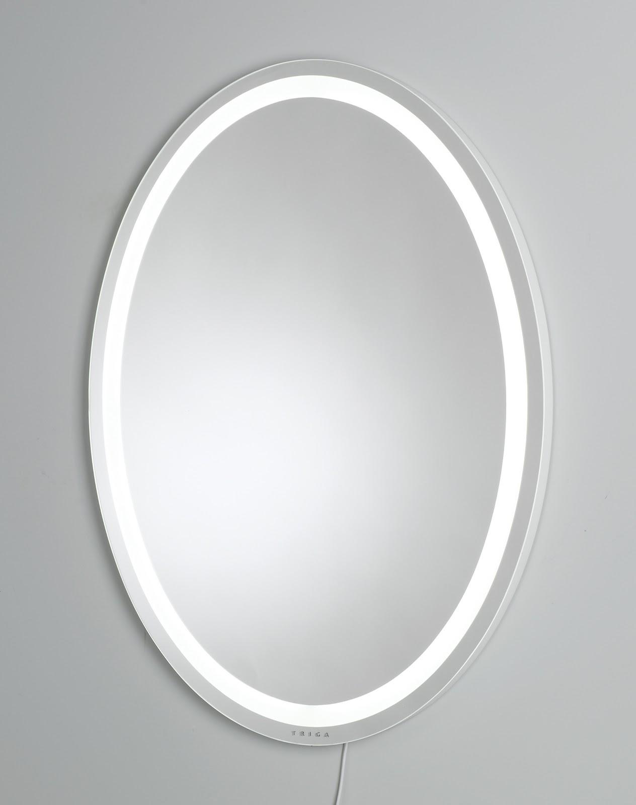 News rund ums Bad: Wandspiegel beleuchtet, Badezimmer Spiegel