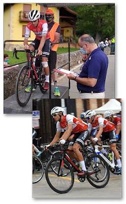 Ciclismo Aranjuez Vuelta Besaya