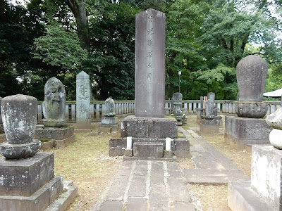 喜多院歴代住職墓