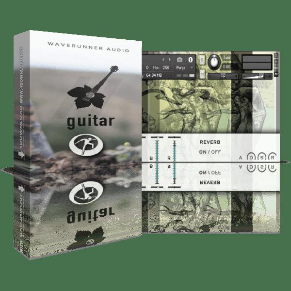 WaveRunner Audio John's Guitar KONTAKT Library