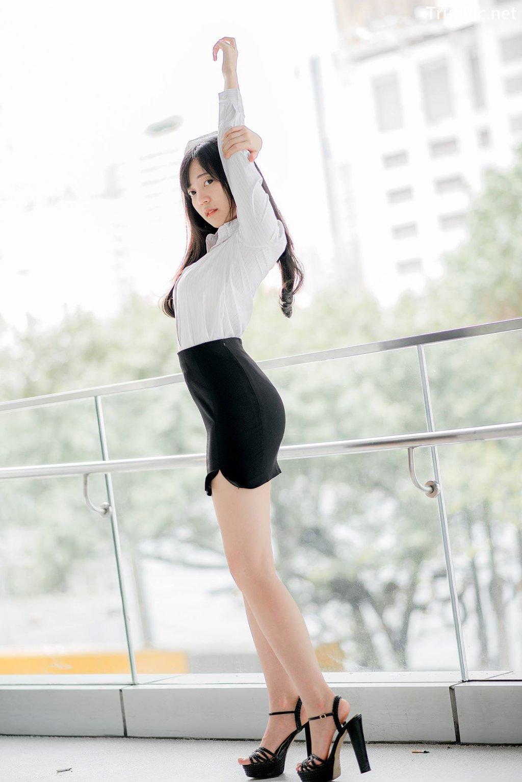 Image Thailand Model - Sarunrat Baifern Ong - Concept Kim's Secretary - TruePic.net - Picture-9