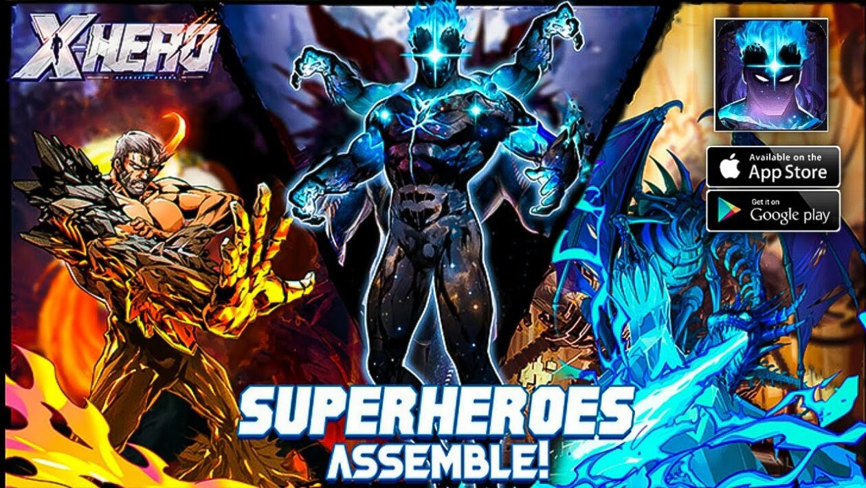 X-Hero: Idle Avengers - Codes for January 2021