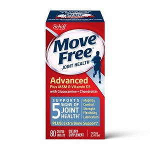 Viên Xương Khớp Move Free Glucosamine Và Vitamin D3 Hàng Xách Tay Mỹ