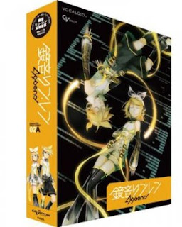 Kagamine Rin and Len Append For VOCALOID2 WiN