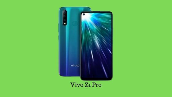 Vivo S1 vs Vivo Z1 Pro : Specifications , price , Features in India