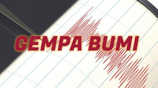 Tengah Malam Tadi Sabang Aceh Di Guncang Gempa Magnitudo 5.2 SR