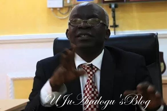 The Planned Prosecution Of Babangida's Spokesman Kassim Afegbua Is Illegal— Falana SAN