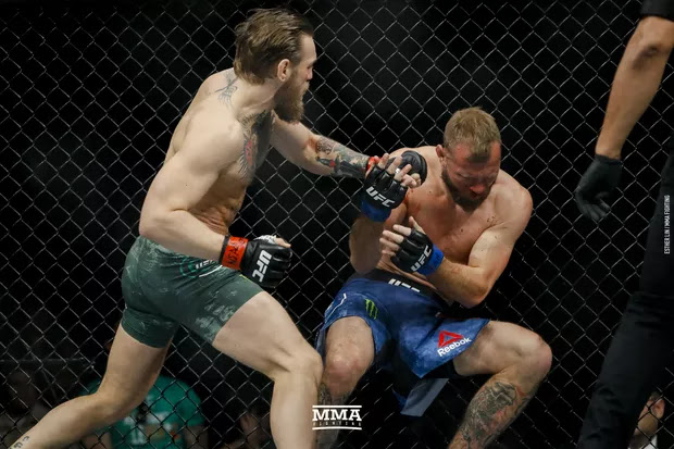 Conor McGregor Def Donald Cerrone