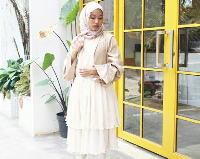 shafira fashion casual look
