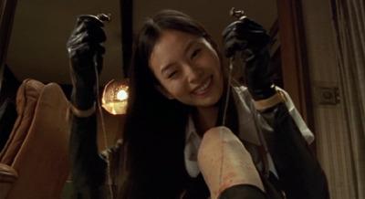 Audition có thể xem là phim kinh dị Nhật Bản 18+ vì nó tràn ngập những cảnh  máu me, chết chóc, vô cùng ghê rợn. Cảnh phim khiến khán giả kinh hoàng  nhất ...