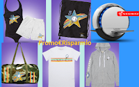 Logo ''Vinci la tua estate italiana'' e con Sammontana vinci 2.000 premi Happyness e 10 Ninebot One S2