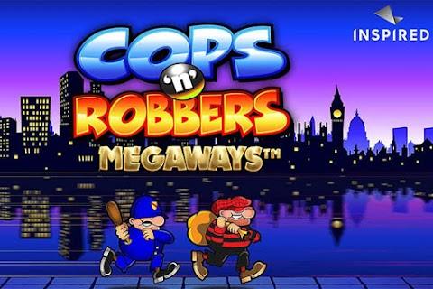 Main Gratis Slot Cops n Robbers Megaways (Inspired Gaming) | 96.00% RTP