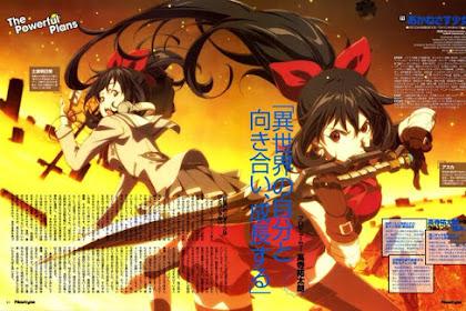 Download Anime Dragon Crisis Akanesasu Shoujo (Episode 1 - 9) Subtitle Indonesia X265