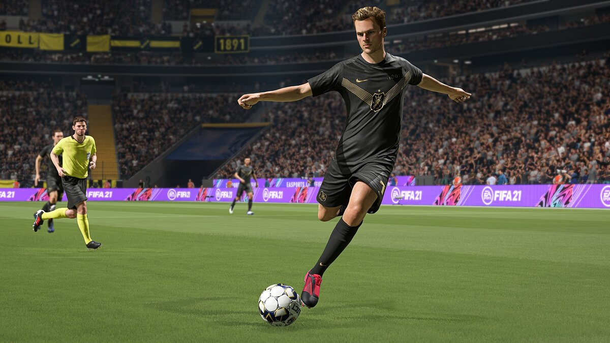 FIFA 22 Best Young Players