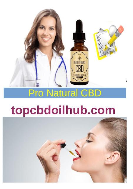 Pro Natural CBD