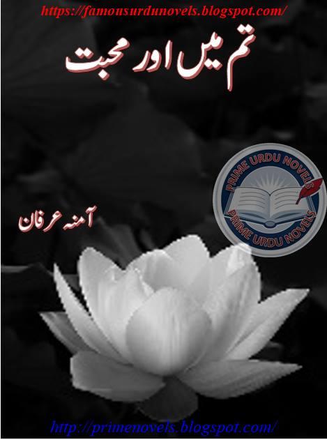 FAMOUS URDU NOVELS: Tum mein aur mohabbat novel by Amna