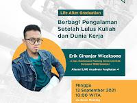 LNG Academy Alumni Talk: Erik Ginanjar Wicaksono, Pertamina TBBM Saumlaki, Maluku