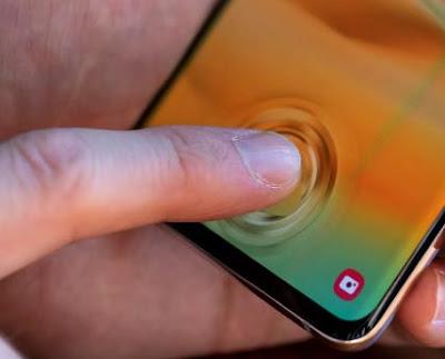 Spesifikasi Fingerprint Samsung Galaxy A80