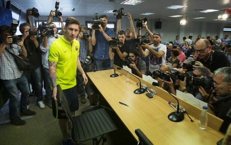 Y Messi volvió: La Liga infravalora su producto