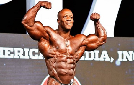 2018 Mr Olympia charged with r-ping a married woman