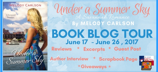 Under a Summer Sky: Book Blog Tour, Excerpt and Giveaway #LoneStarLit