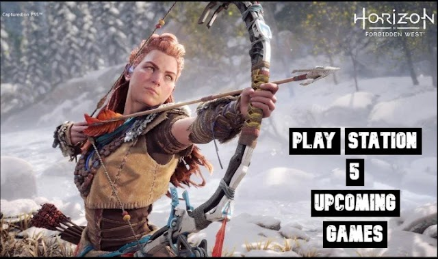 Upcoming Games for Playstation 5: Sony Reveal Trailers
