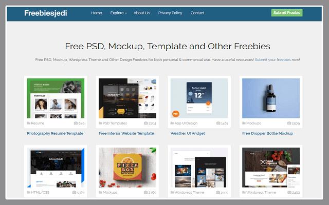 موقع رائع للحصول على التصاميم الجاهزة للفوتوشوب و خلفيات مجاناً والمتجددة يوميا