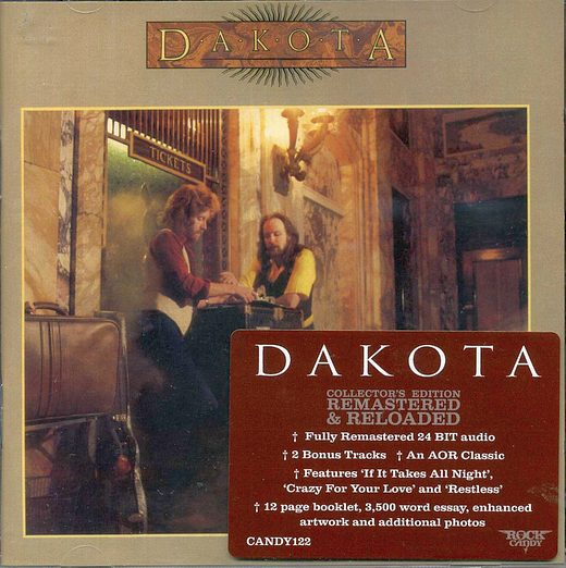DAKOTA - Dakota [Rock Candy remaster + 2] full
