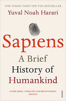 Download Free Sapiens by Yuval Noah Harari Book PDF