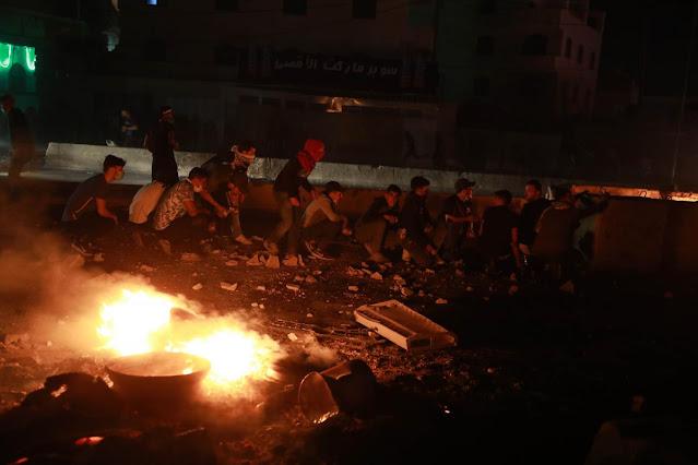 تل أبيب دمرتها الصواريخ التي أطلقت من غزة