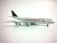 boeing 747-200 air canada revell 1:390