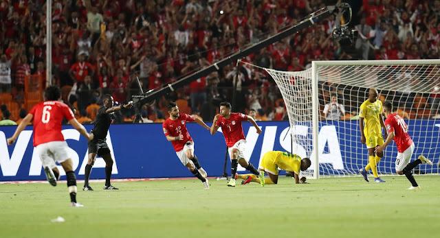 موعد مباراة مصر والكونغو القادمة في كأس الأمم الأفريقية 2019