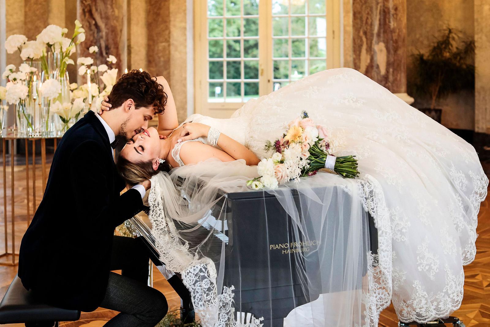 Hochzeit feiern im Schloss Biebrich - welch ein fantastischer Tag...