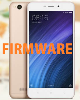 Download Firmware Xiaomi Redmi 4 Gratis Tanpa Password