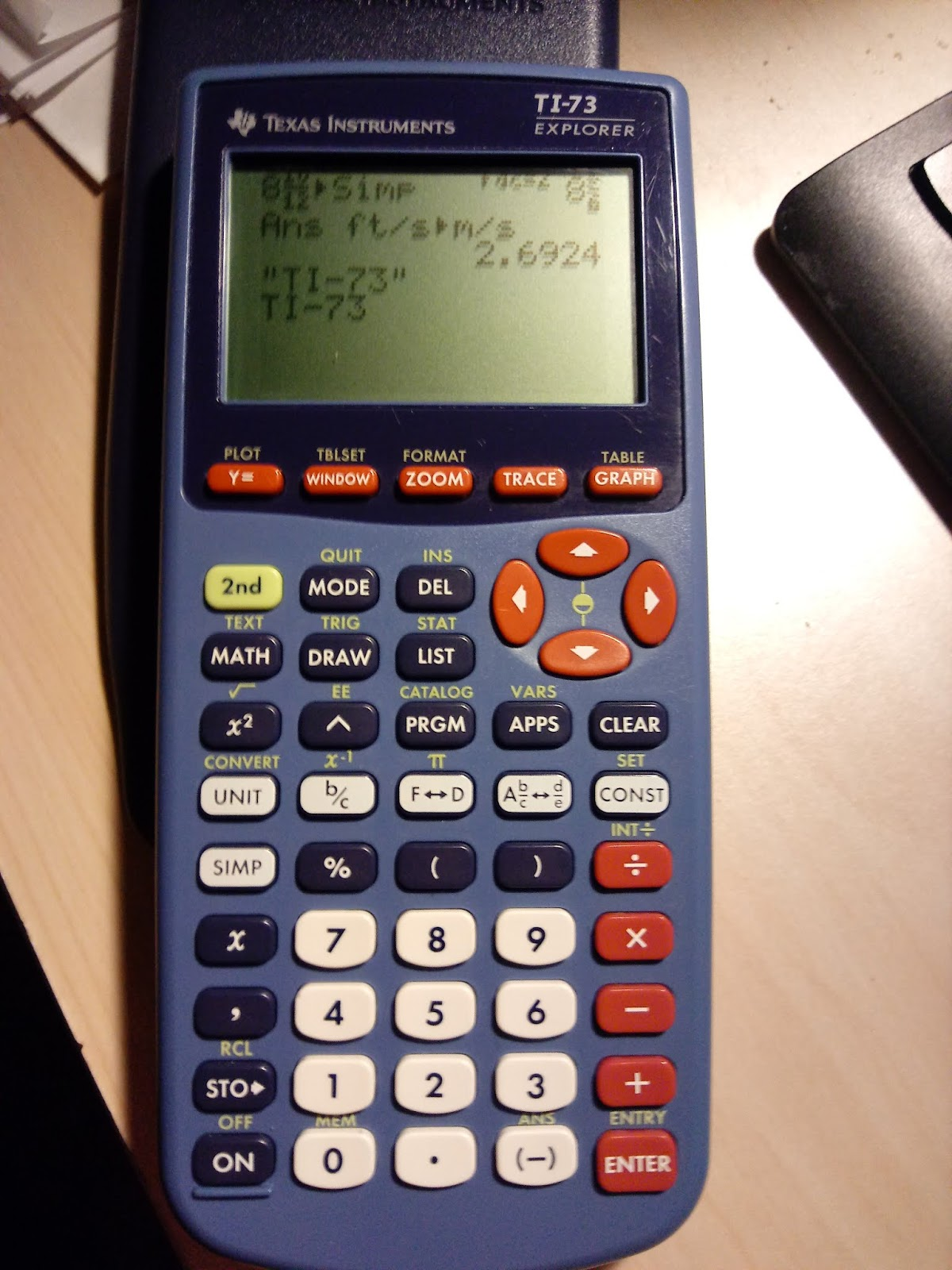 Eddie's Math and Calculator Blog: Review: Texas Instruments