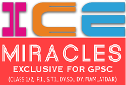 ICE MIRACLES VOLUME 1 TO 5 FOR GPSC EXAM