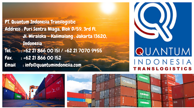 international freight forwarding in makassar sulawesi selatan - quantum indonesia