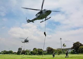 Latihan TNI