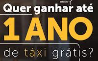 1 ano Easy Táxi Grátis
