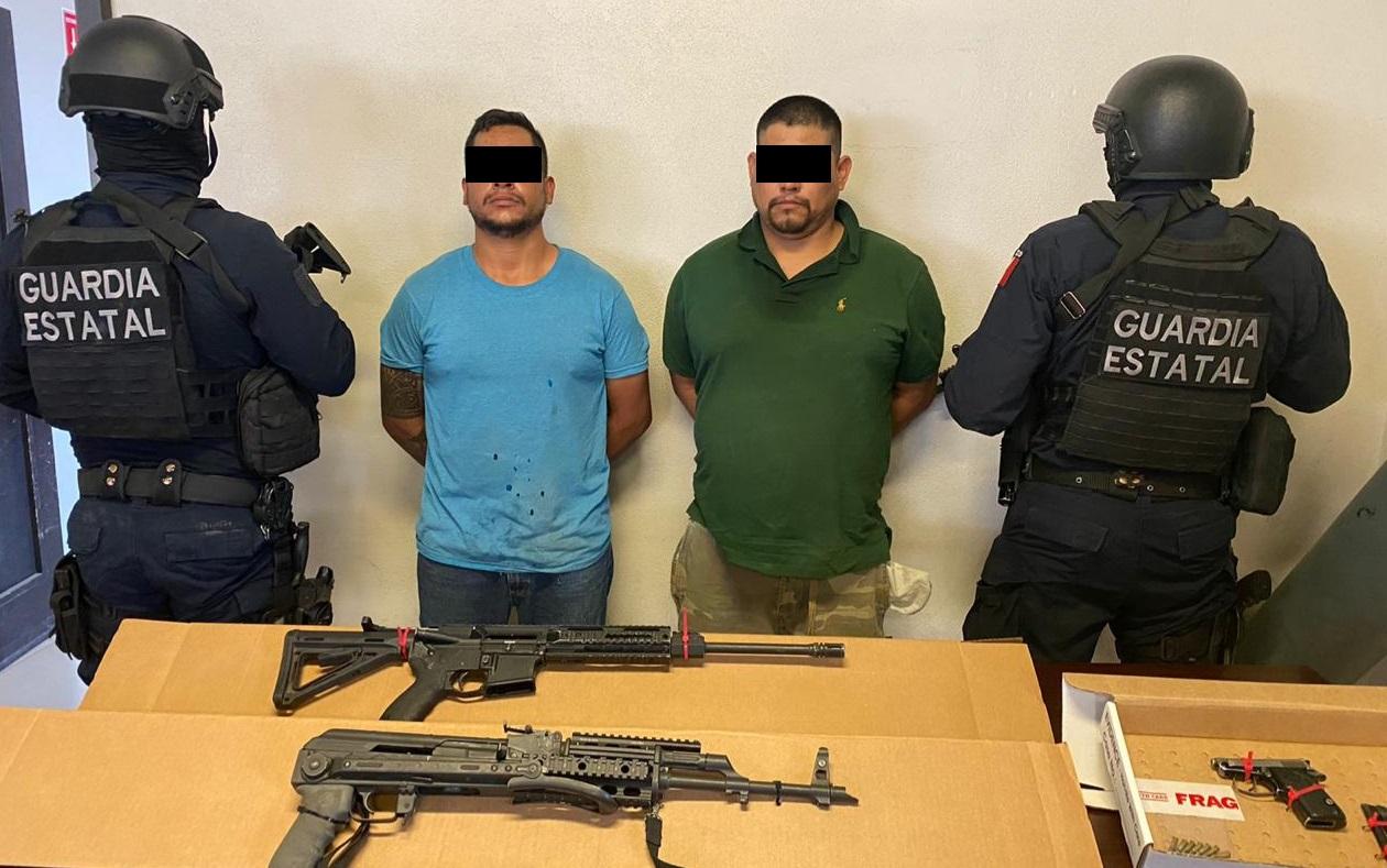 """Capturan al """"Basuras"""" líder sicarios del CJNG en Tecate"""