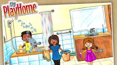 تحميل اجزاء لعبة My Playhome للاندرويد مجانا