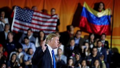 ¿Qué está haciendo Trump con el dinero robado a Venezuela?