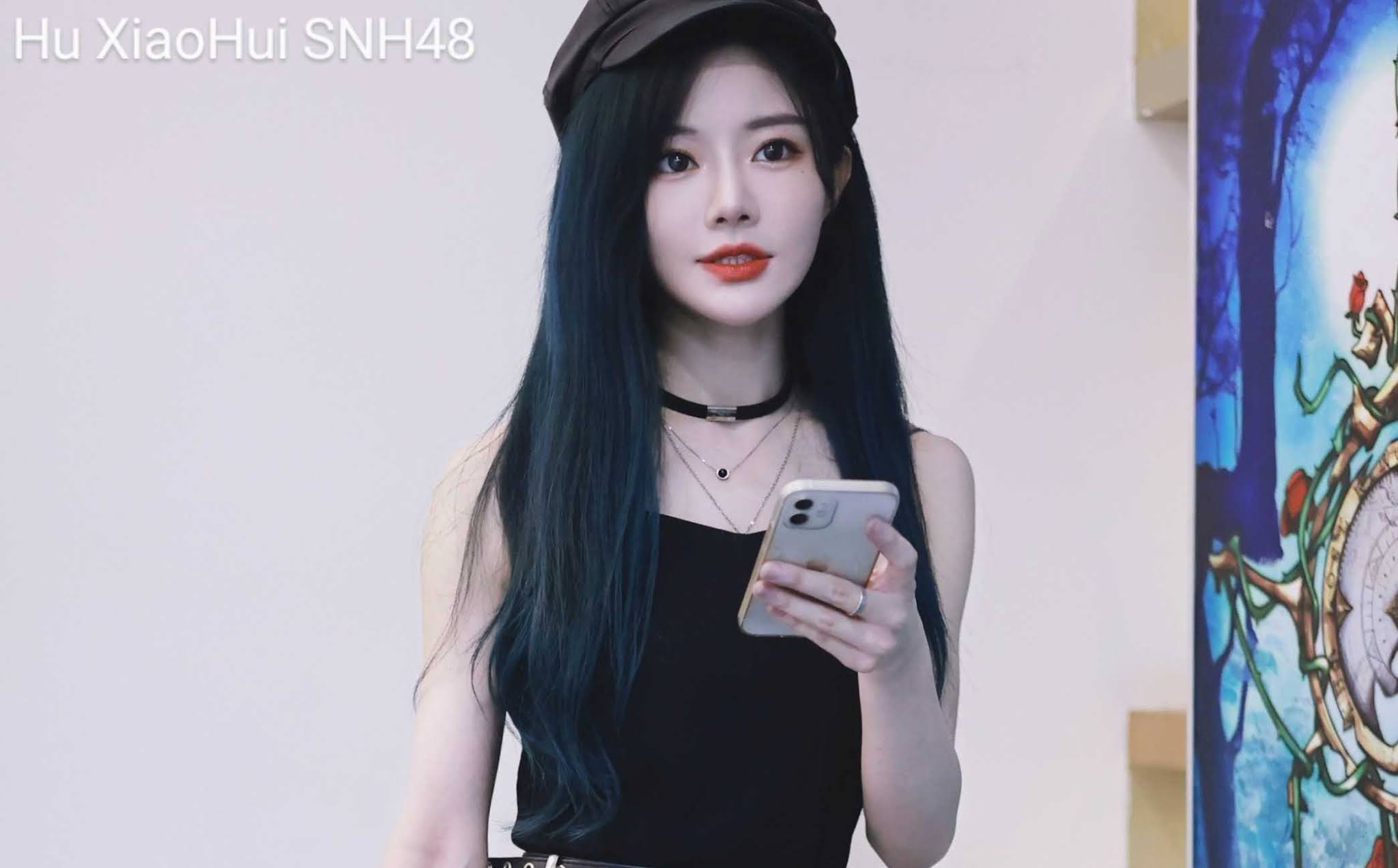 snh48 hu xiaohui graduate