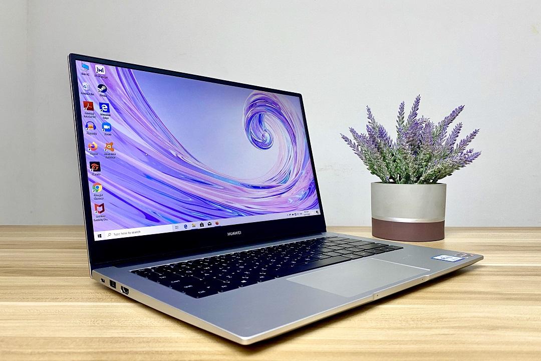 Huawei MateBook D14 (Ryzen 7) Unboxing