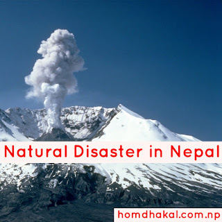 Natural Disaster in Nepal
