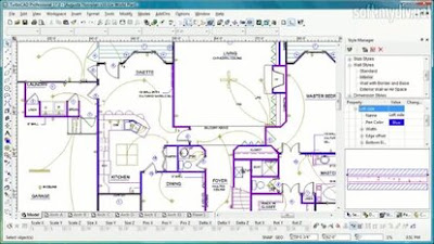 The TurboCAD platform can be used for many tasks