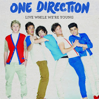 Christina Deyans: One Direction - Live While We're Young ...