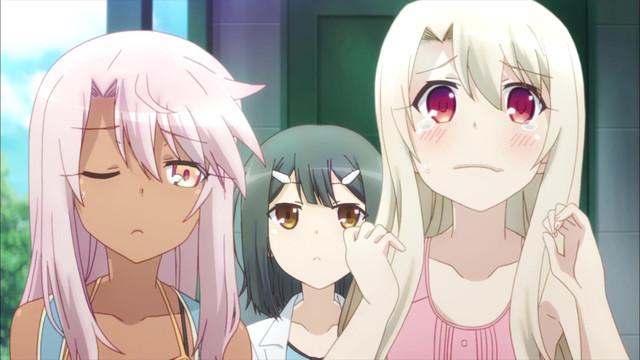 Fate/kaleid Liner Prisma☆Illya 3rei!! - Episódio 01